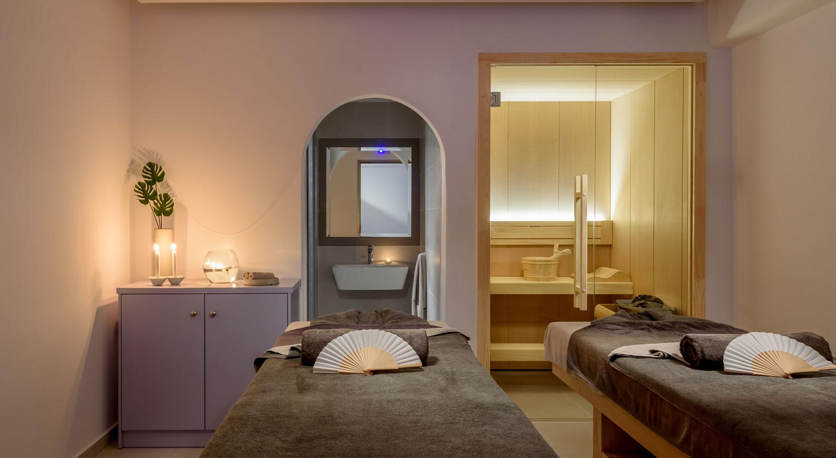 Spa Santorini | Antoperla Santorini Spa Hotel
