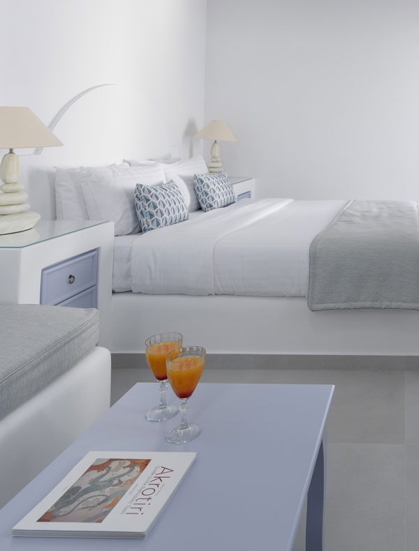 Santorini Hotel Suites by Antoperla – Detail