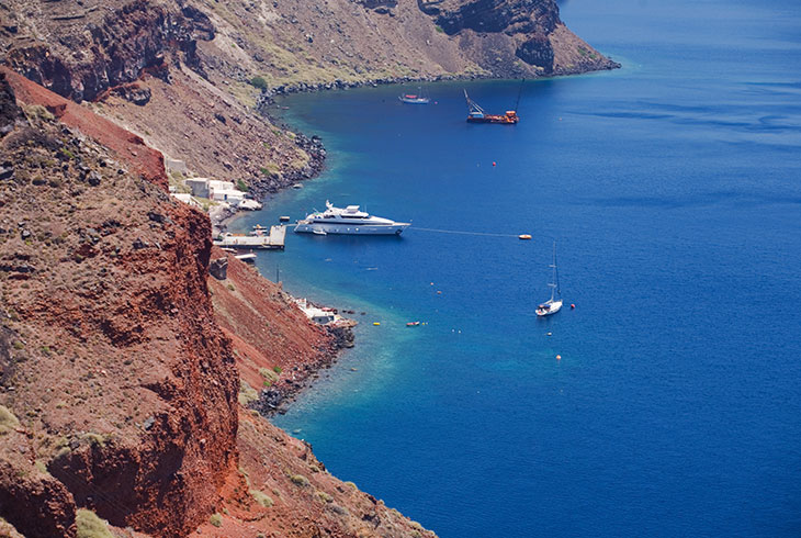 The Luxury of Private or Semi-Private Guided Tours in Santorini, Greece