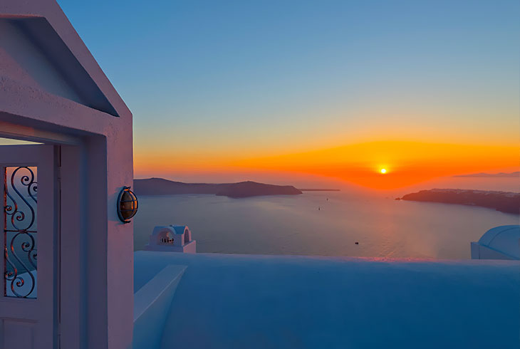 The Beautiful Villages of Santorini, Greece - Part II